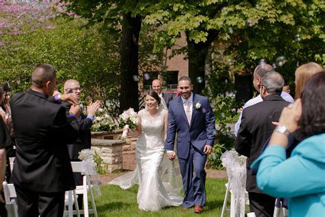 The Highland Park Community House » Group Wedding Ceremony