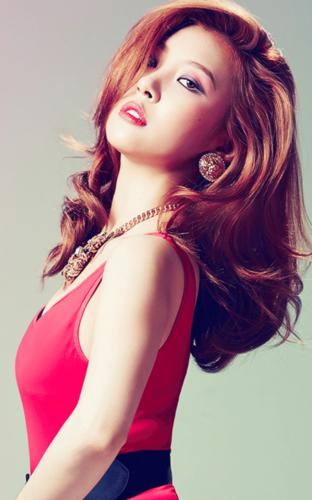 "Wonder Girls ""Reboot"" Sunmi - wonder-girls Photo"