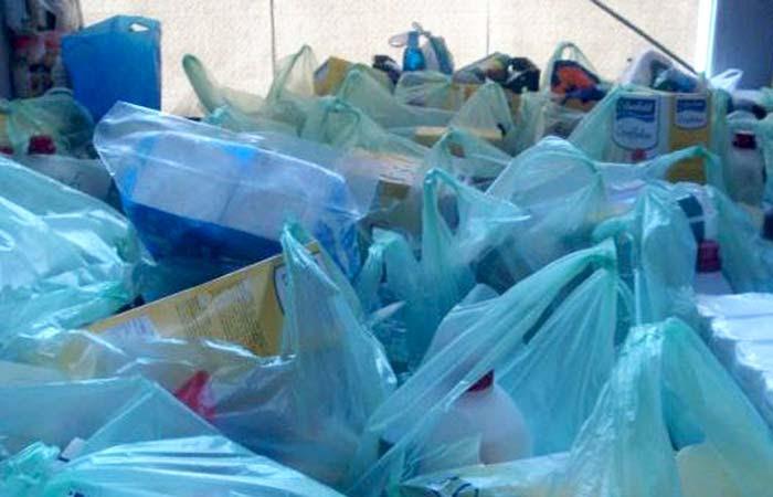 Άρτα: Διανομή τροφίμων για ωφελούμενους ΤΕΒΑ
