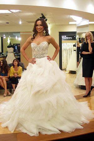 Lazaro #SYTTD #Weddings   SAY YES TO THE DRESS NY