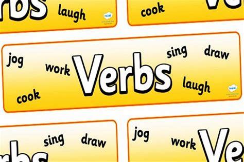 contoh kata kerja  bahasa inggris beserta artinya