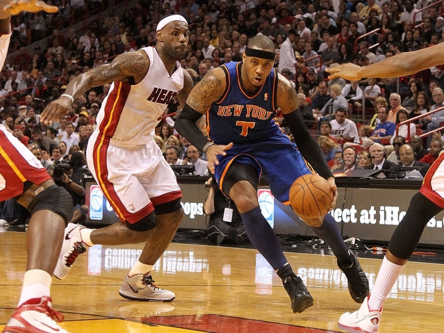 carmelo anthony heat