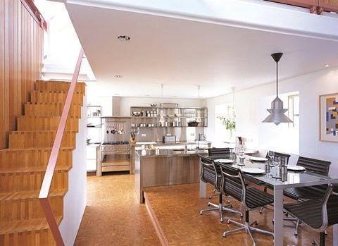 New home design fotos de cocinas americanas - Cocinas americanas fotos ...
