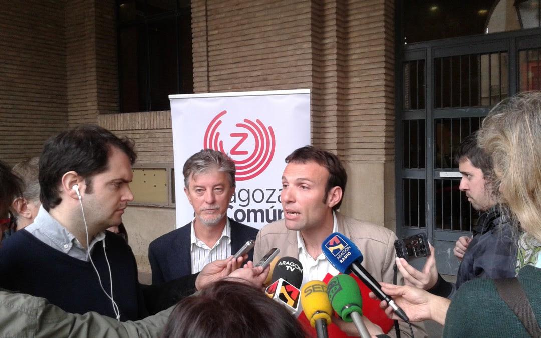 Denunciamos la falta de transparencia que supone la operación urbanística de la Romareda