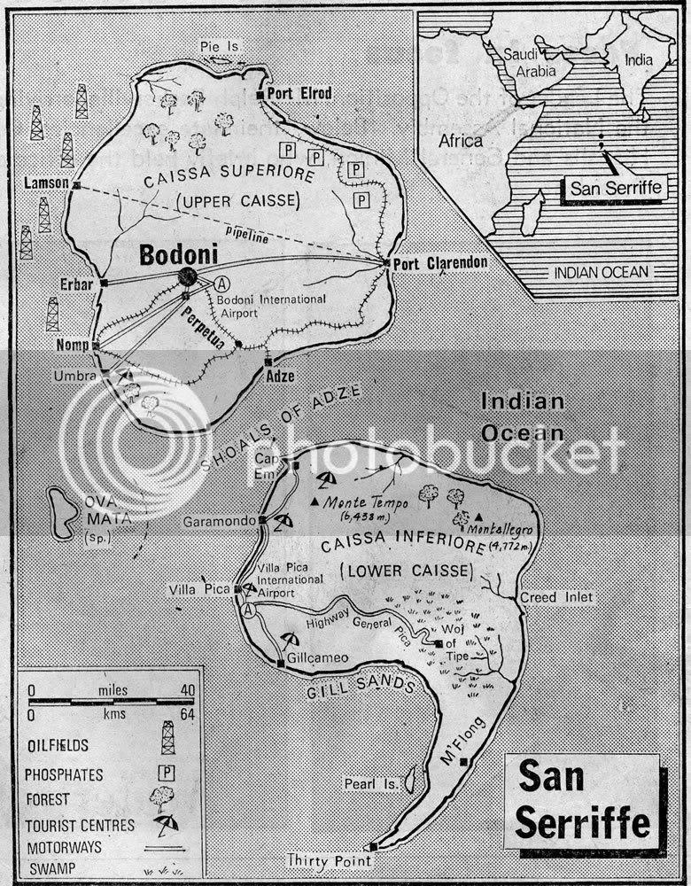 The Republic of San Seriffe