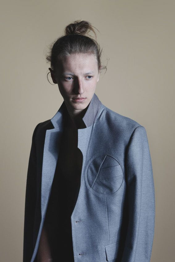 Clothing from Mason Jung. Shooting by Hunter Magazine.