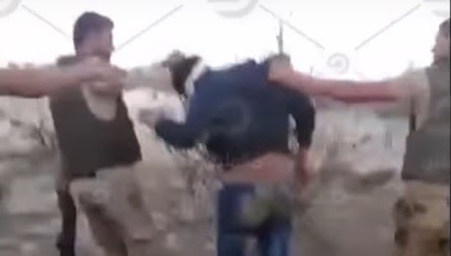 Image result for video of egypt soldiers killing unarmed men