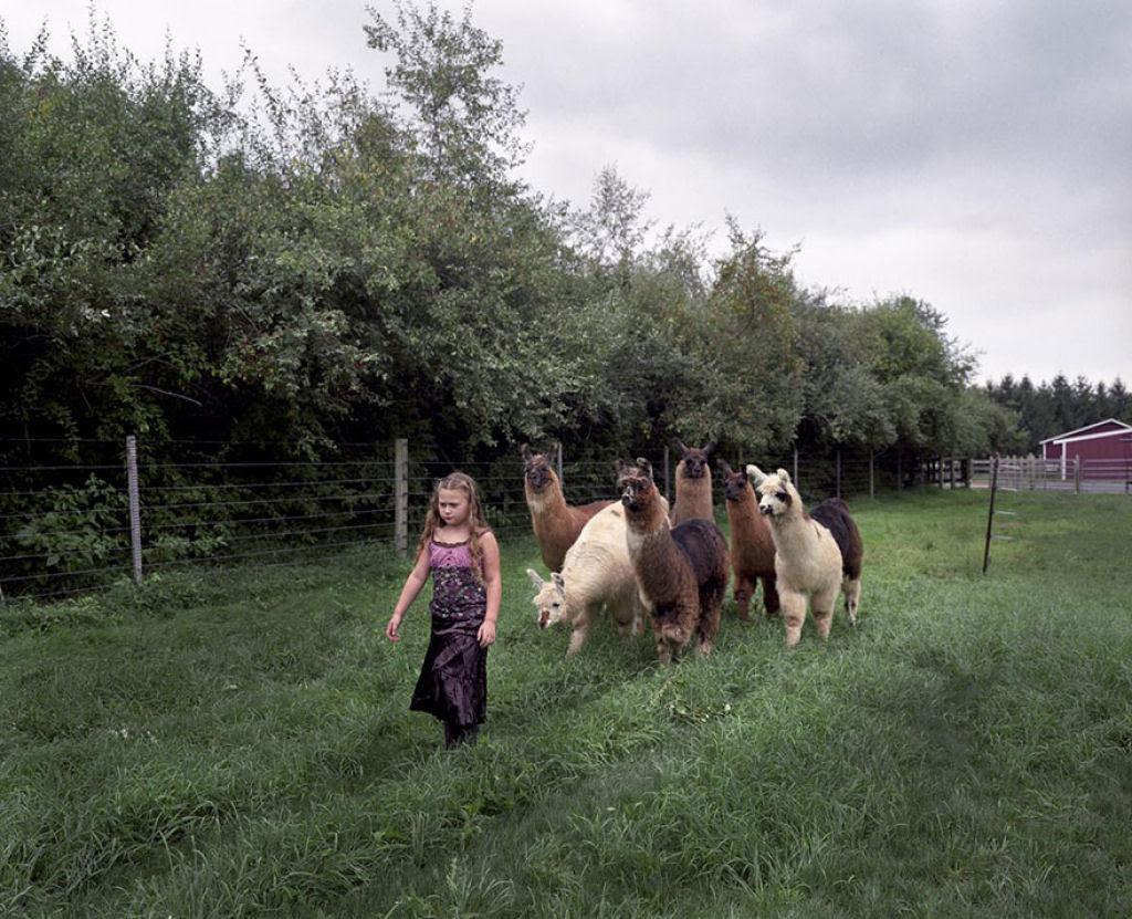 O Mundo de Amelia - A menina que cresceu com os animais e os considera seus irmãos 07