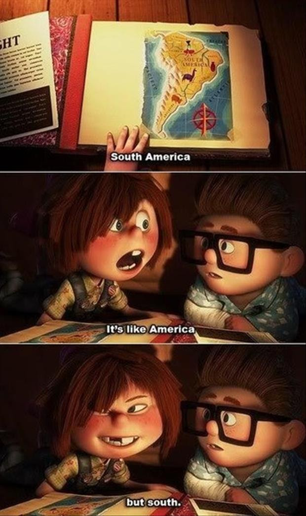 disney movie up, funny quotes - Dump A Day
