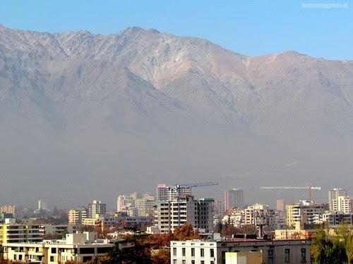 SANTIAGO | OTOÑO 2011 by PCM, El Flickr de Chile || BANCOIMAGENES.CL