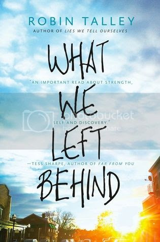 What We Left Behind by Robin Talley US Cover
