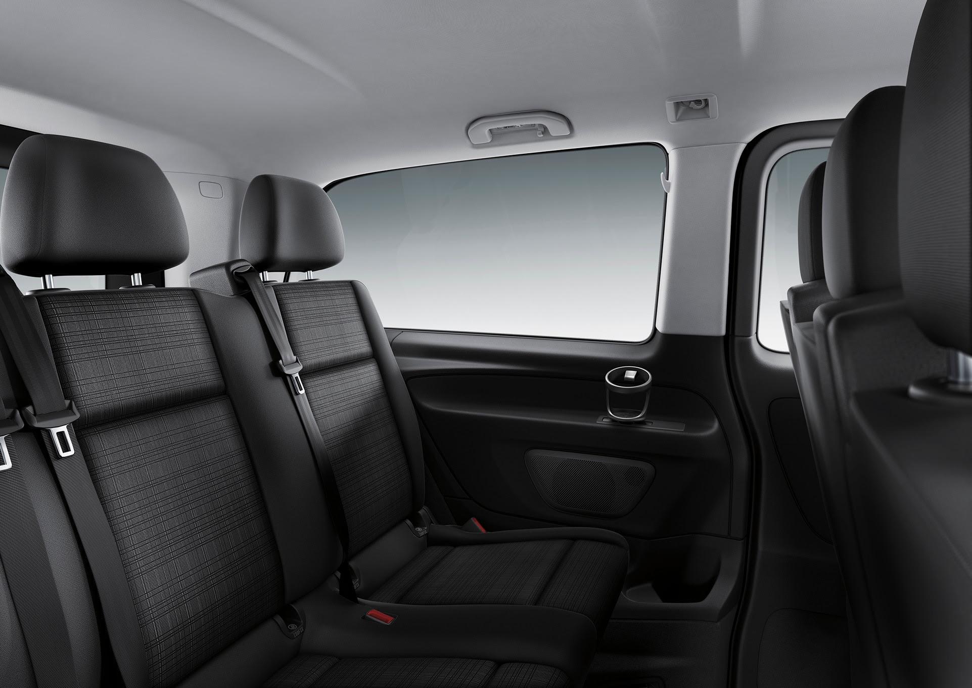 2016 Mercedes-Benz Metris Commercial Van Detailed