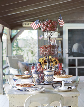 Patriotic Decorating Ideas for 4th of July | Skimbaco Lifestyle ...