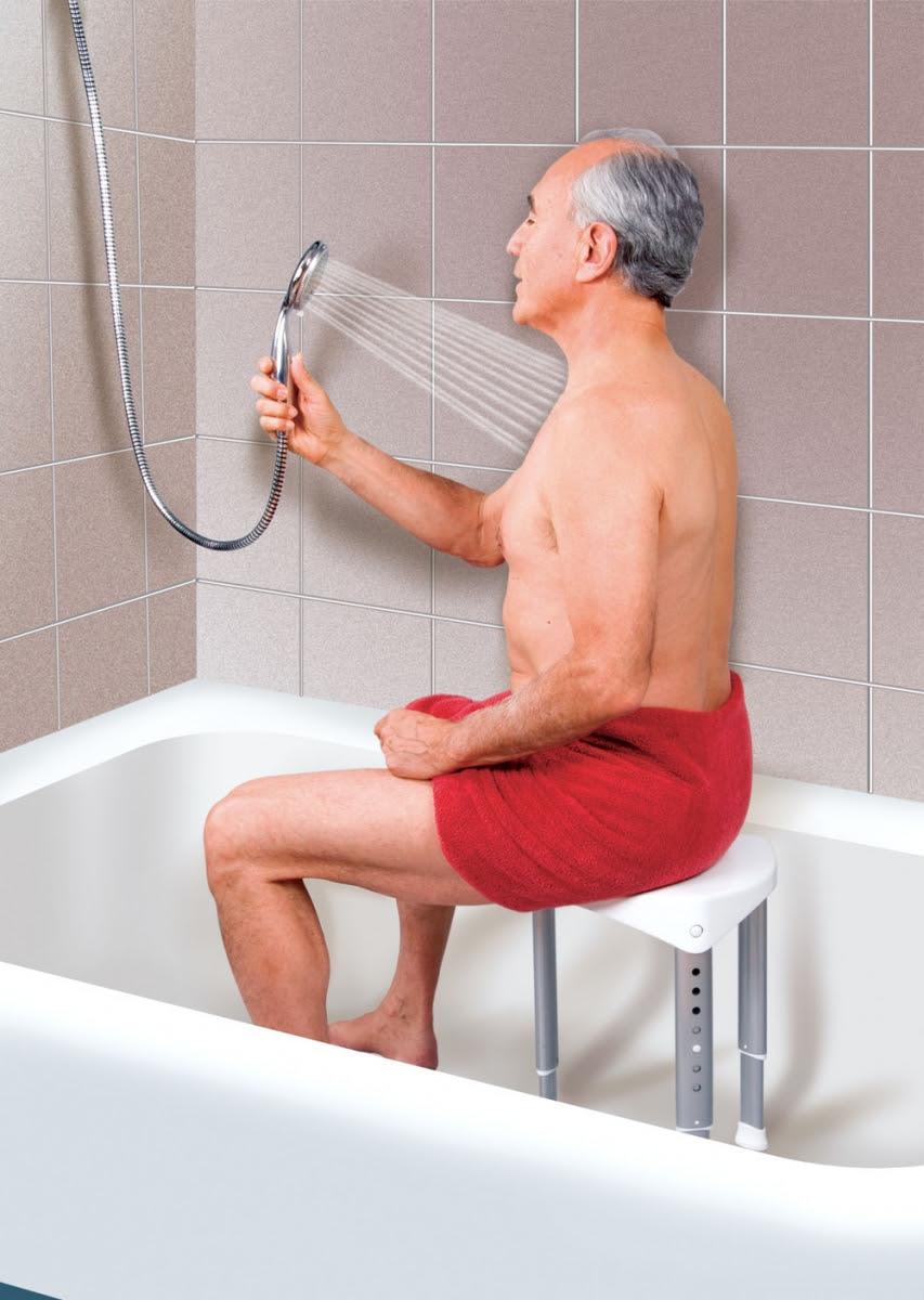 Bathroom Safety For Seniors: 30 Ways To Make A Bathroom Safe