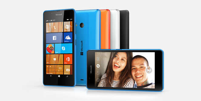 Microsoft Lumia 540 review