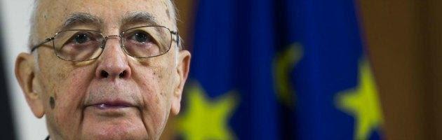 """Giustizia, Napolitano: """"Garantire partecipazione politica a Berlusconi"""""""