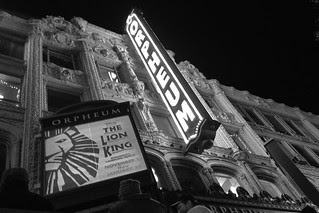 The Lion King - Orpheum Theatre