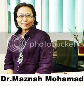 Maznah Mohamad