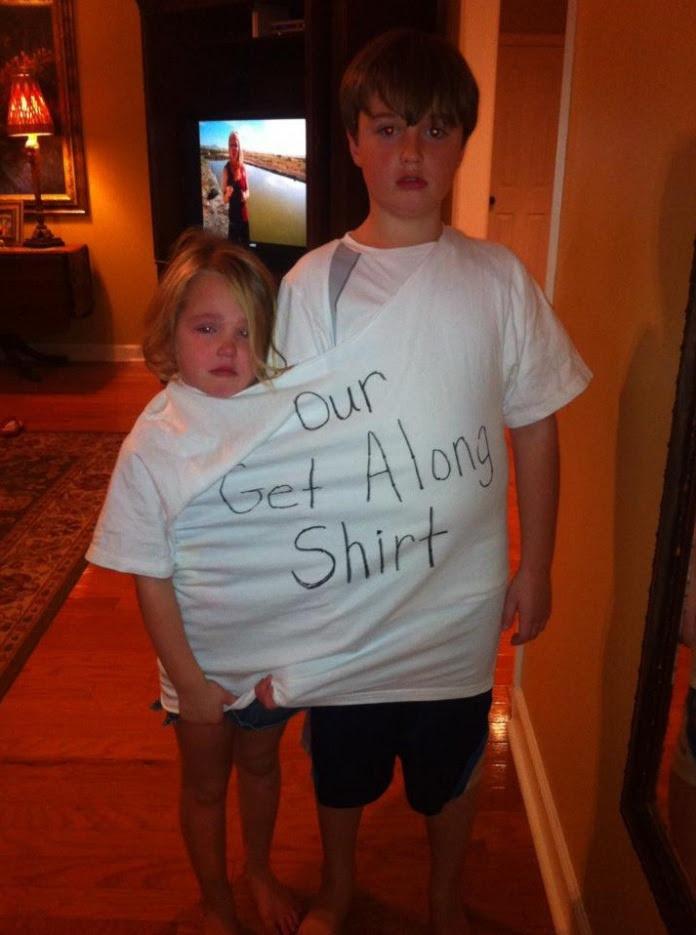 Our get along shirt