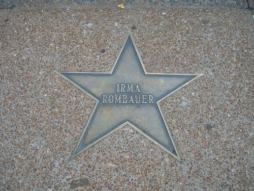 Irma Rombauer star