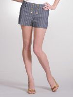 Arden B. Stripe Short