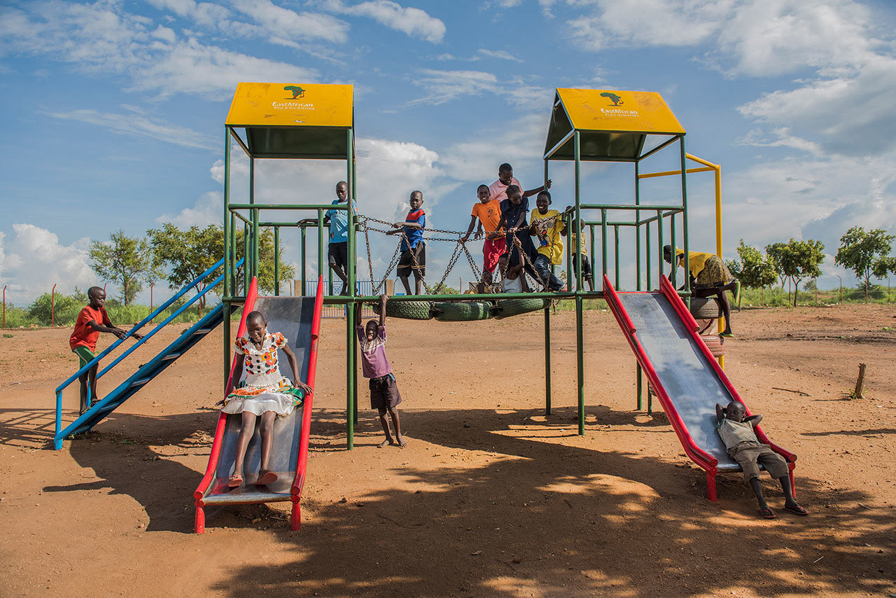 Uganda playground