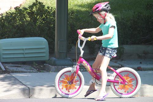 Savannah. Bike