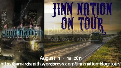 Jinn Nation on the road