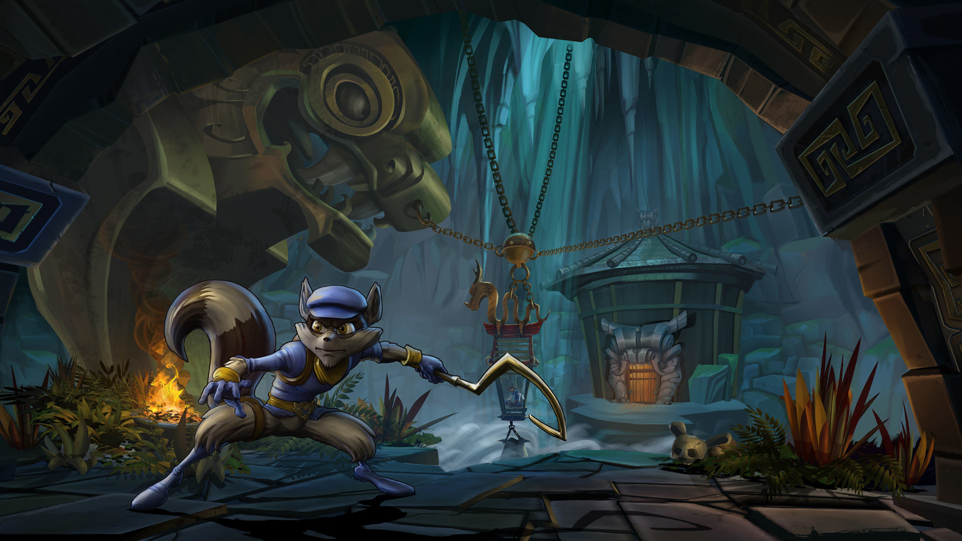 Sly Cooper Wallpapers 79 Images