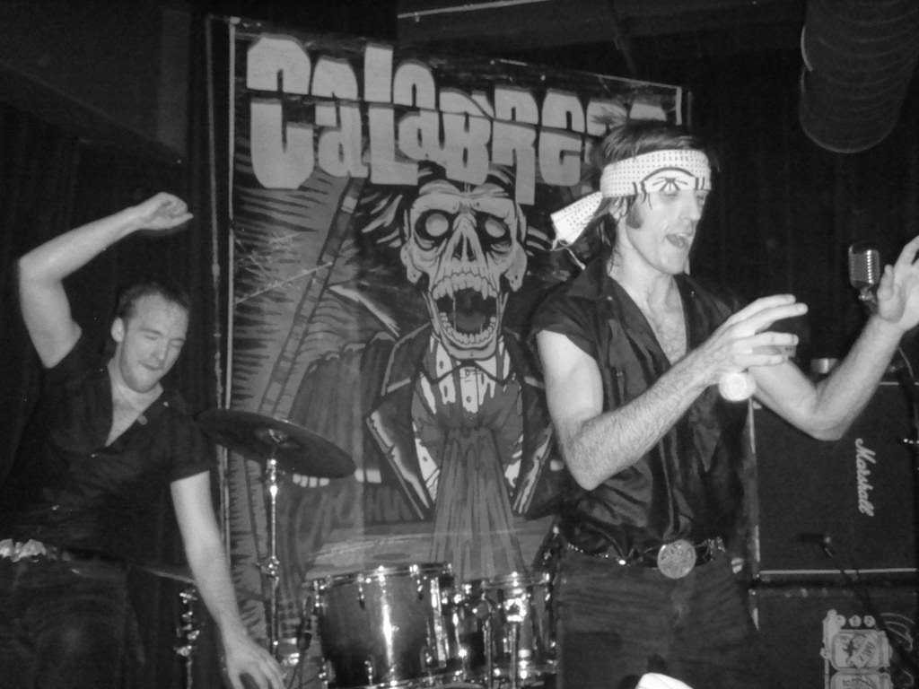 Calabrese Providence Fete Music Providence October 2012