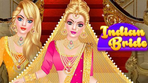 Indian Doll   Bridal Fashion : Free Android & iOS Game