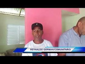 Alcalde Entrega presupuesto participativo a la comunidad de las Piedras