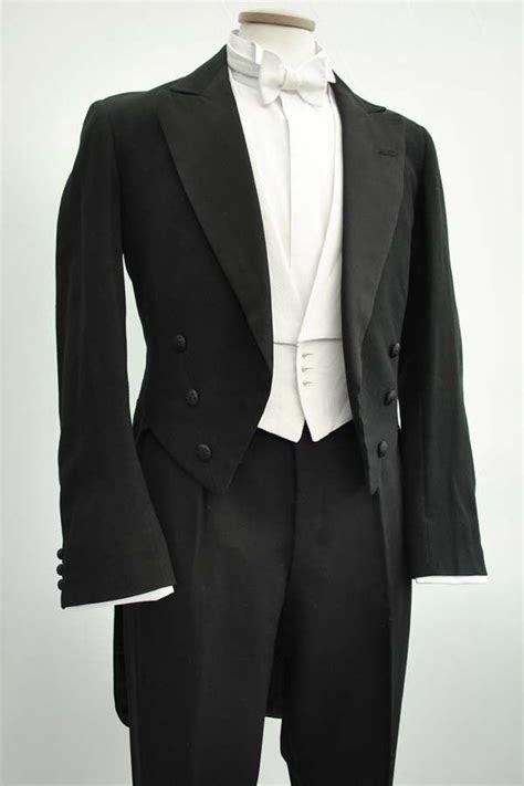 victorian tailcoat victorian edwardian