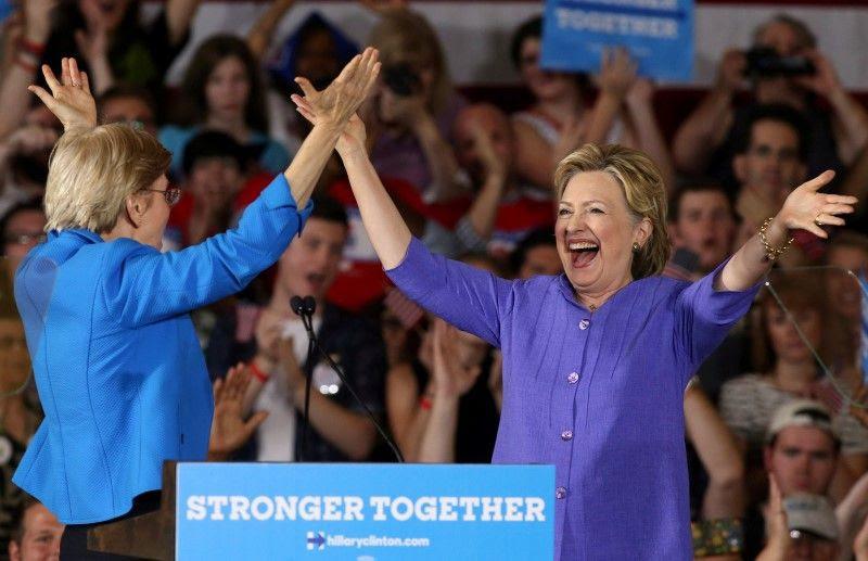 Risultati immagini per Hillary Clinton 2020