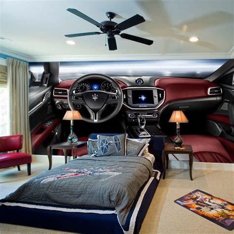 Car Room Wallpaper