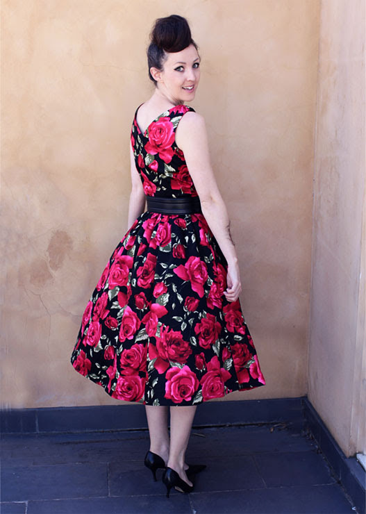 Roses Dress #4