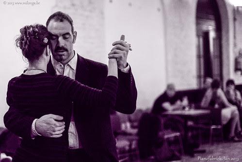 Milonga @ Pianofabriek, Jan 2013