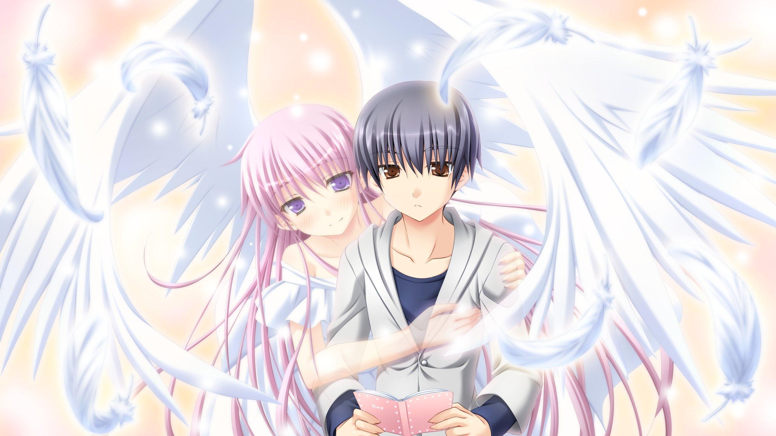 Anime Devil Boy And Girl Anime Wallpapers