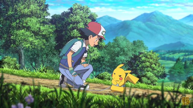 Anime Magazine Pokemon Reprises The Rise Of Darkrai Song For