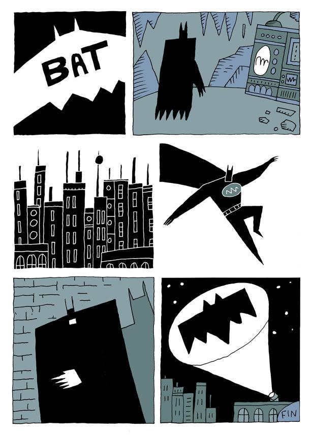 Man Of The Bat