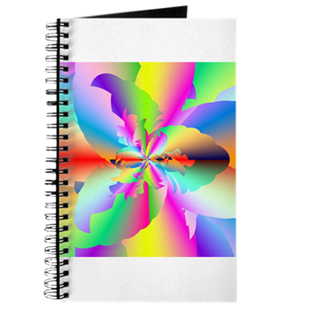 Fractal Fire Flower Journal