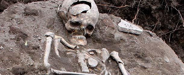 """Descubren la tumba de un """"vampiro real"""" en Bulgaria"""