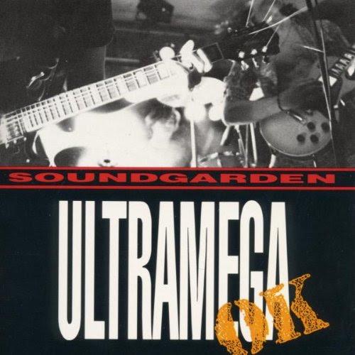 Soundgarden - Ultramega OK Album Cover