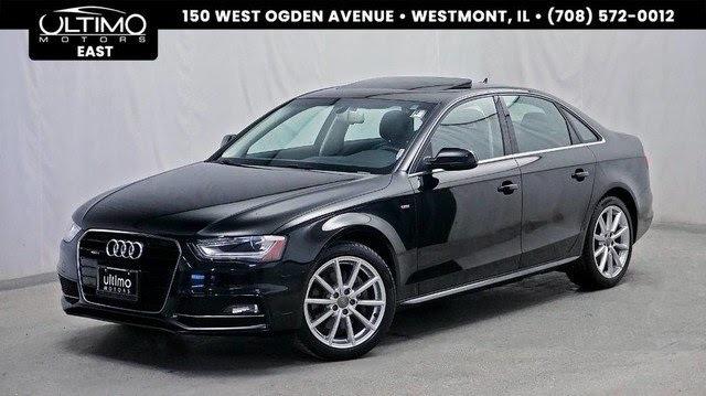 2015 Audi A4 20t Premium Plus