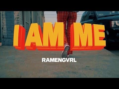 lyrics:Lirik RAMENGVRL - I AM ME (Explicit)