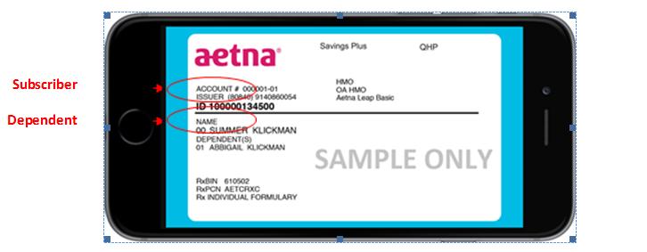 Aetna Insurance Card Plan Id   aesthetic name