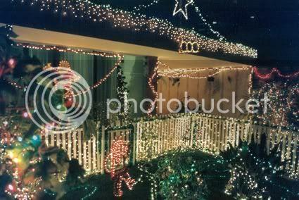 Minha Casa no Natal de 1999