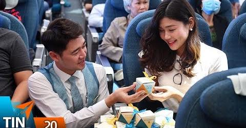 TIN MÁY BAY #20: Chuyến bay đặc biệt ngày Quốc tế Phụ nữ 8-3 | Yêu Máy Bay