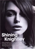 Keira Knightley - Flare Magazine Pictures