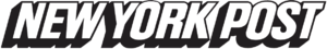Logo of New York Post of New York, USA.